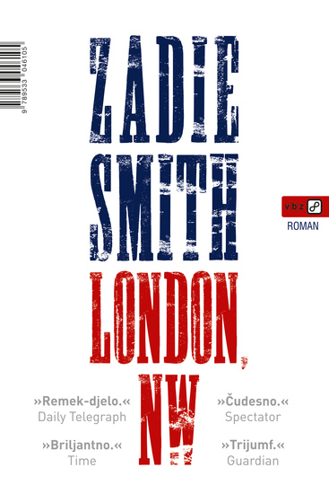 London NW - cover