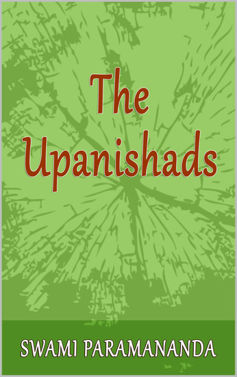The Upanishads - cover
