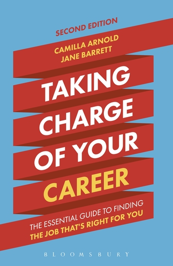 Taking Charge of Your Career - The Essential Guide to Finding the Job That's Right for You - cover