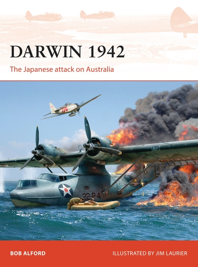 Darwin 1942 - The Japanese attack on Australia - cover