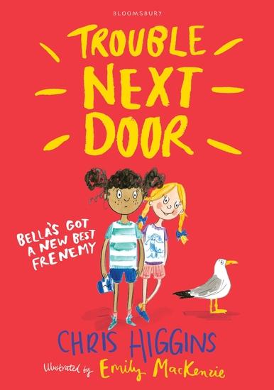 Trouble Next Door - cover
