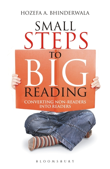 Small Steps To Big Reading - Converting Non-Readers Into Readers - cover