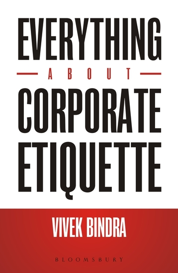 Everything About Corporate Etiquette - cover