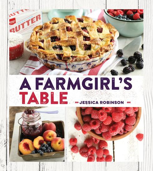 A Farmgirl's Table - cover