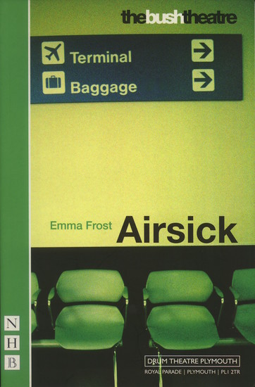 Airsick (NHB Modern Plays) - cover