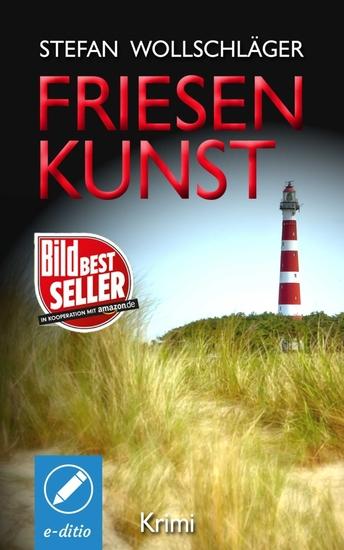 Friesenkunst - Ostfriesen-Krimi - cover