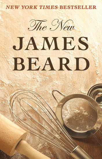 The New James Beard - cover