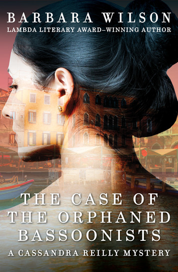The Case of the Orphaned Bassoonists - cover