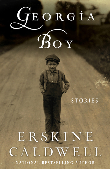Georgia Boy - Stories - cover