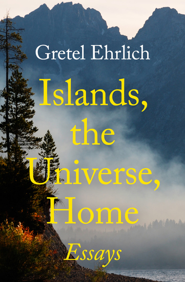 Islands the Universe Home - Essays - cover