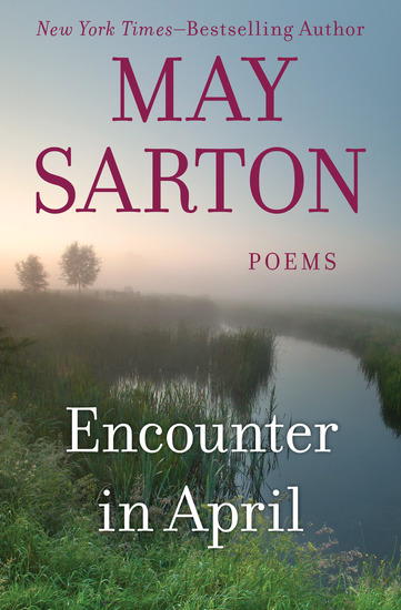 Encounter in April - Poems - cover