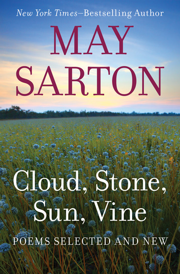 Cloud Stone Sun Vine - Poems Selected and New - cover
