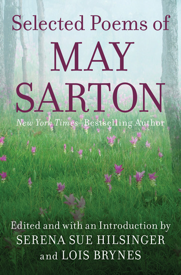 Selected Poems of May Sarton - cover