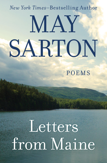 Letters from Maine - Poems - cover