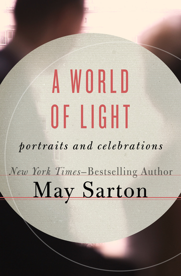 A World of Light - Portraits and Celebrations - cover