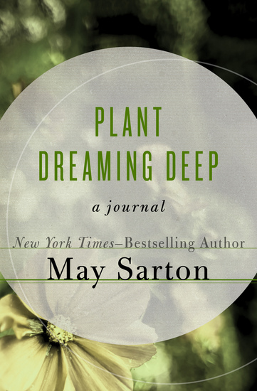 Plant Dreaming Deep - A Journal - cover