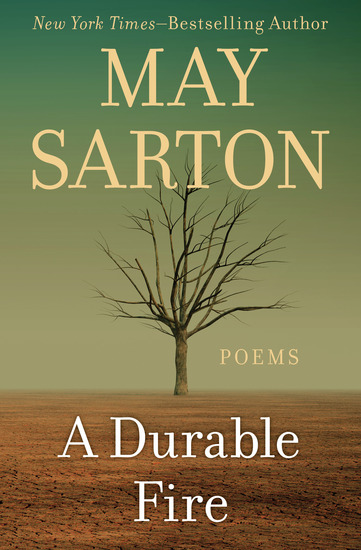 A Durable Fire - Poems - cover
