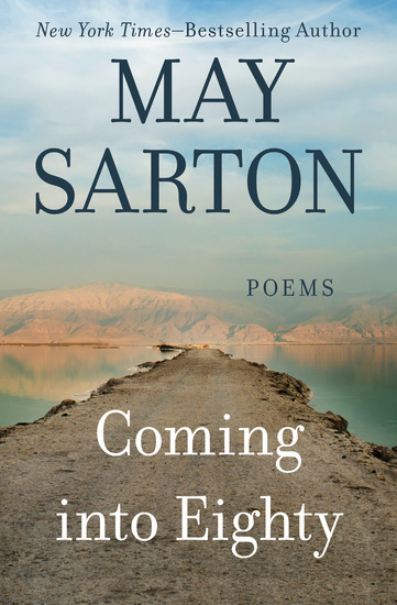 Coming into Eighty - Poems - cover