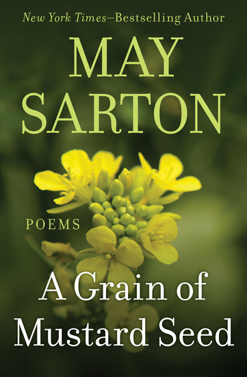 A Grain of Mustard Seed - Poems - cover
