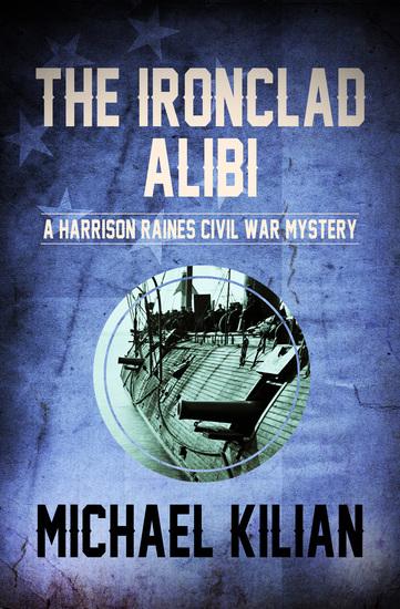 The Ironclad Alibi - cover