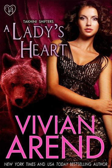 A Lady's Heart - Takhini Shifters #3 - cover