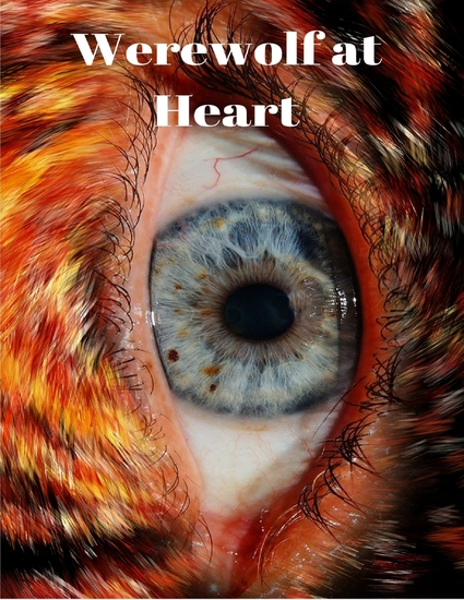 Werewolf At Heart - cover