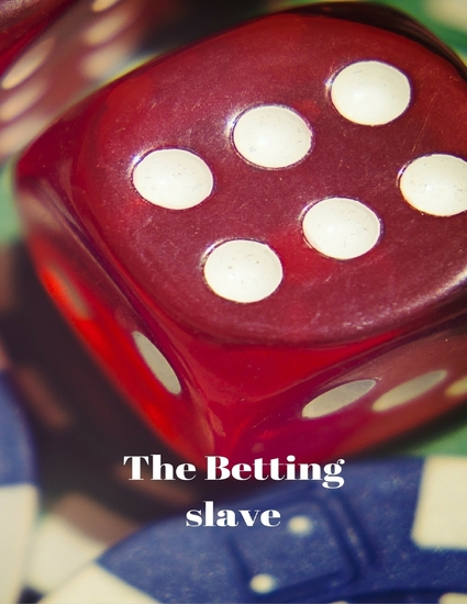The Betting Slave - cover