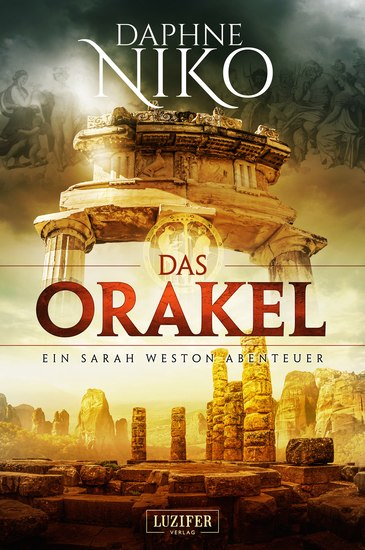 DAS ORAKEL - Thriller - cover
