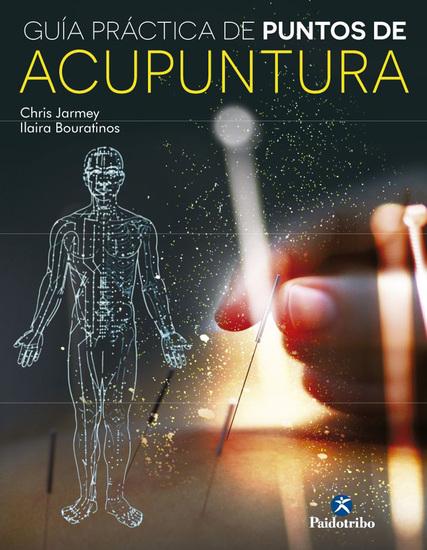 Guía práctica de puntos de acupuntura (color) - cover