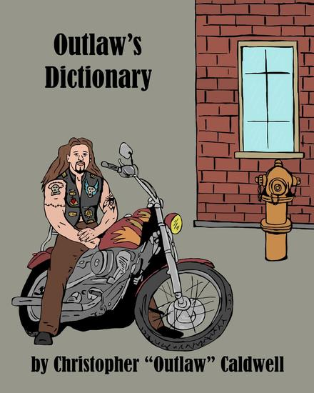 Outlaw's Dictionary - Death Dwellers Mc - cover