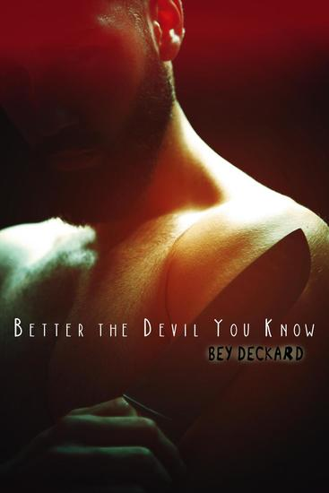 Better the Devil You Know - cover