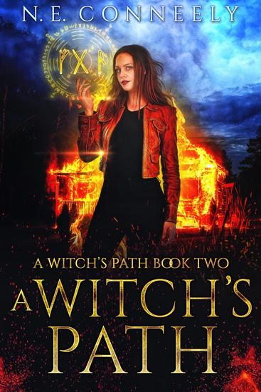 A Witch's Path - Witch's Path Series #2 - cover