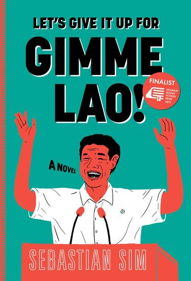 Let's Give It Up for Gimme Lao! - cover