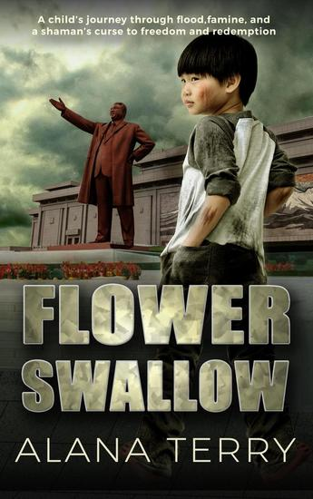 Flower Swallow - Whispers of Refuge #4 - cover