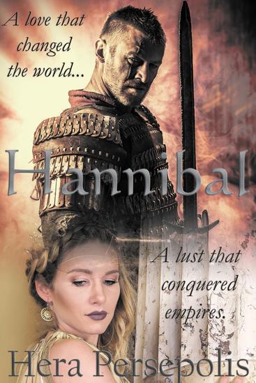 Hannibal - Punica Quartet #1 - cover