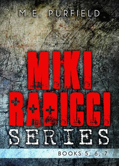 Miki Radicci Series (Books 5 6 & 7) - Miki Radicci - cover