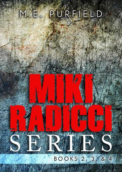 Miki Radicci Series (Books 23 & 4) - Miki Radicci - cover