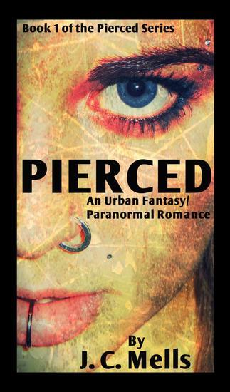 Pierced - The Pierced Series #1 - cover