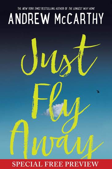 Just Fly Away - Special Preview - The First 7 Chapters - cover