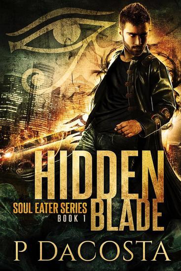 Hidden Blade - The Soul Eater #1 - cover