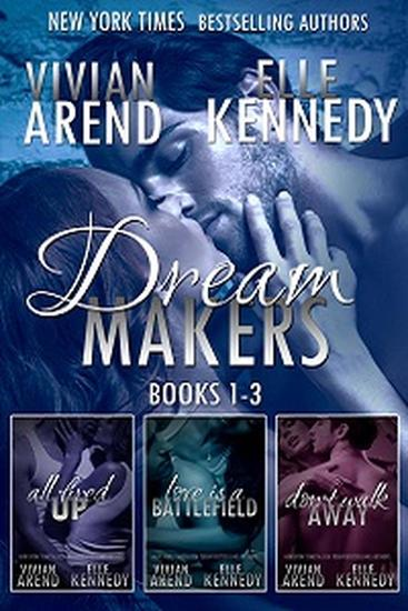 DreamMakers Books 1-3 - DreamMakers - cover