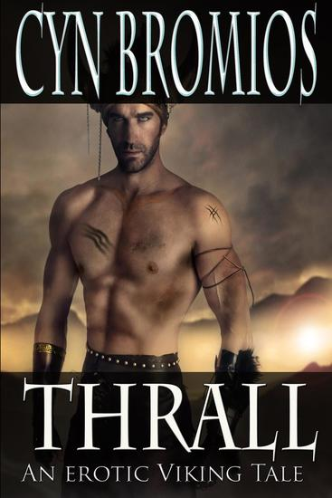 Thrall An Erotic Viking Tale - cover