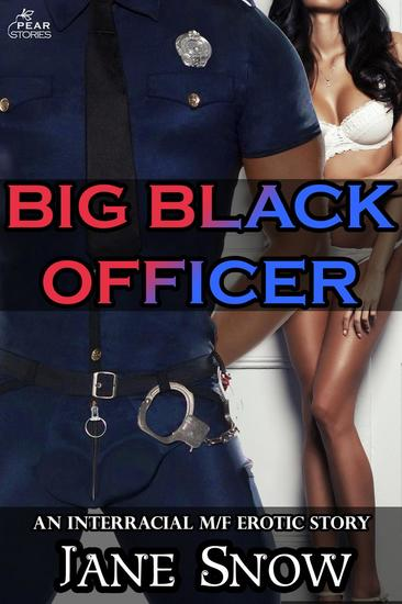 Big Black Officer - cover