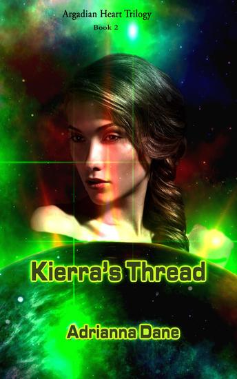 Kierra's Thread - Argadian Heart #2 - cover