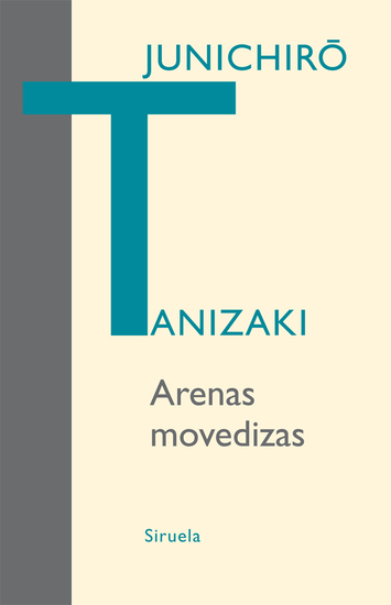 Arenas movedizas - cover