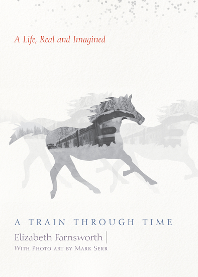 A Train through Time - A Life Real and Imagined - cover