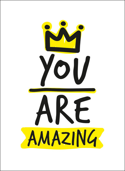 You Are Amazing - cover