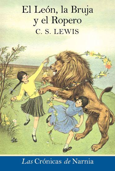 El Leon la bruja y el ropero - cover