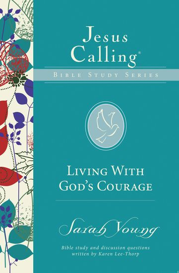 Living with God's Courage - cover