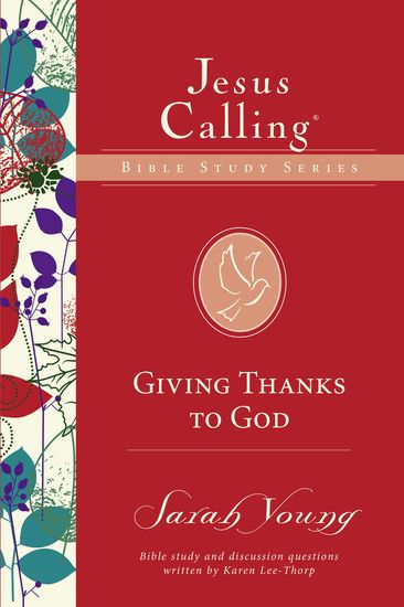 Giving Thanks to God - cover